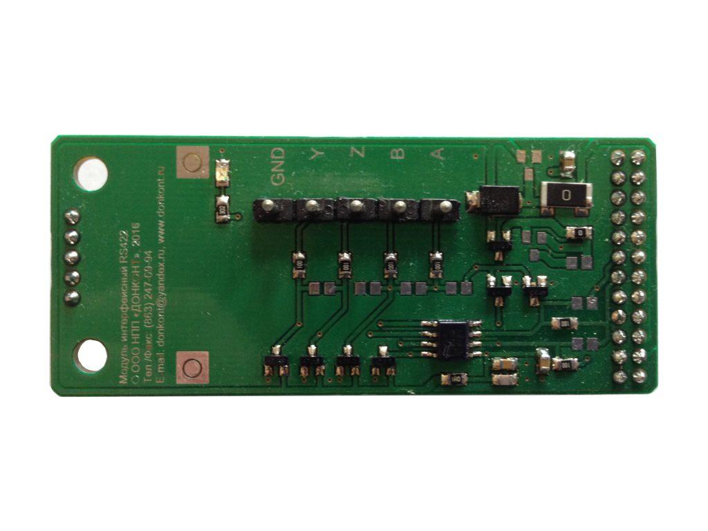 Модуль интерфейсный RS-422